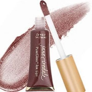 MULBERRY DISCONT Jane Iredale PureGloss NWOT
